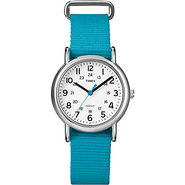 Women's Weekender Watch Blue - Timex Watches