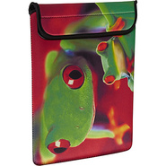 Ultrabook Sleeve Frog - Designer Sleeves Laptop Sl