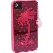 Gelli iPhone Case W/Palm Tree Non Glitter 4/4S Pas