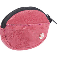 Leather Token Coin Purse Red - TOKEN Ladies Small