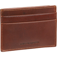 Casual Money Clip Card Case - Antique