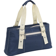 Alexis Insulated Lunch Tote Navy Blue - Picnic Tim