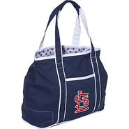 St Louis Cardinals Team Color Hampton Tote - Tote