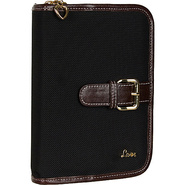 Love  Compact Book/Bible Cover - Black