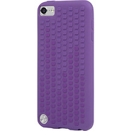 Microtexture for iPod Touch 5G Royal Purple/Vivid