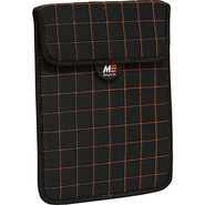 NeoGrid Sleeve for iPad and 10  Tablets Black/Oran