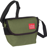 Nylon Messenger Bag (Small) Olive - Manhattan Port