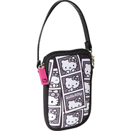 Hello Kitty Photo Booth Multi Case Blk/Wht - Loung
