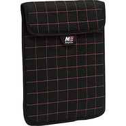 NeoGrid Sleeve for iPad and 10  Tablets Black/Pink