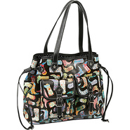 Kickin' It Front Pocket Tote - Tote