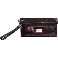 Poppy Chic Diaper Clutch - Pearlized