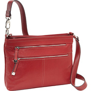 Tablet X-Body Glam Red - Tignanello Leather Handba