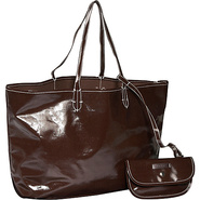 Wellie Tote - Brown