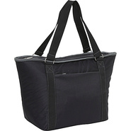 Topanga large insulated shoulder tote Black - Picn
