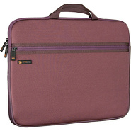 Neoprene Laptop Sleeve - 17  - Mauve