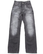 Boys Premium Jeans (8-20) Grey 12