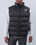 Men Nuptse 2 Vest Black X-Large
