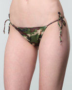 Drj Army/navy Shop Women Rothco String Bikini Bott