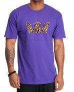 Men Icon Tee Purple Xx-Large