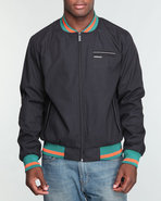 Men Miami Team Baller Jacket (Drjays.com Exclusive