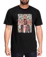 Men Crooks Life Tee Black Small