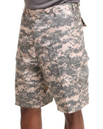 Men Rotcho Bdu Combat Acu Digital Camo Cargo Short
