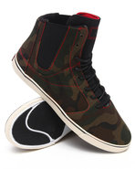 Men Briefcase Sneakers Camo 12