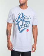 Imking Men Raw Talent Tee Grey Large
