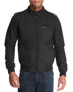 Men Cotton Racer Black X-Large