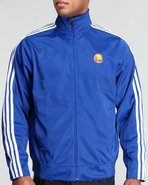 Men Golden State Warriors Track Jacket Blue X-Larg