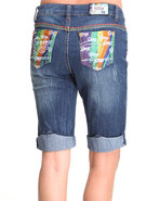 Coogi Women Coogi Multi Colored Pocket Distressed