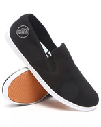 Men Kung Fu Battle Slip-On Sneakers Black 12