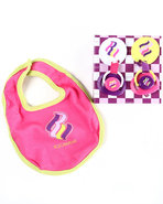 Girls 5Pc Box Set (Newborn) Purple