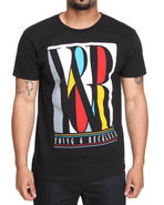 Men Y & R Deco S/S Tee Black Medium