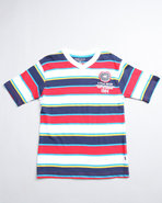 Boys Alex Yard Tee (8-20) White 14/16 (L)