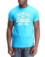 Men Originals Sport Tee Teal Small