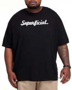 Lavie Men Superficial S/S Tee Black 3X-Large