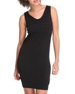 Women Basic Dress Black