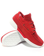 Lrg Men Mangrove Boatshoe Red 8