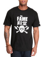 Hall Of Fame Men Clash Tee Black Xx-Large