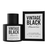 Men Vintage Black By Kenneth Cole -