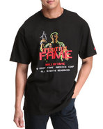 Hall Of Fame Men Operation Fame Tee Black X-Large