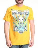 5Ive Jungle Men Never Seen Tee Gold Xx-Large