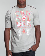 Men Ch Tee Grey Medium