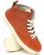 Men Quattro Skate Lx Sneakers Brown 9.5