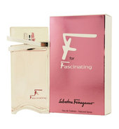 Women F For Fascinating By Salvatore Ferragamo