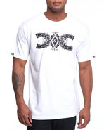 Men Revolver C&#39;s Tee White Small