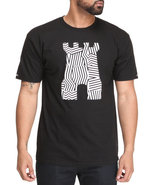 Men Razzle Dazzle Castle Tee Black Xx-Large
