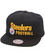 Men Pittsburgh Steelers Nfl Throwbacks Blocker Bla