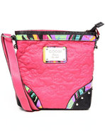 Coogi Women Shana Collection Crossbody Handbag Pin